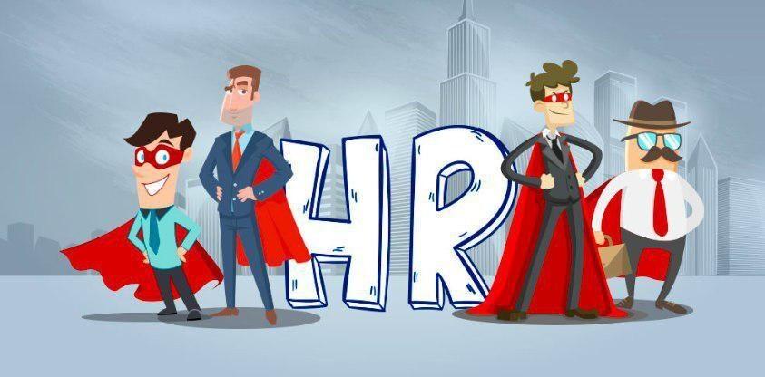 HR slang