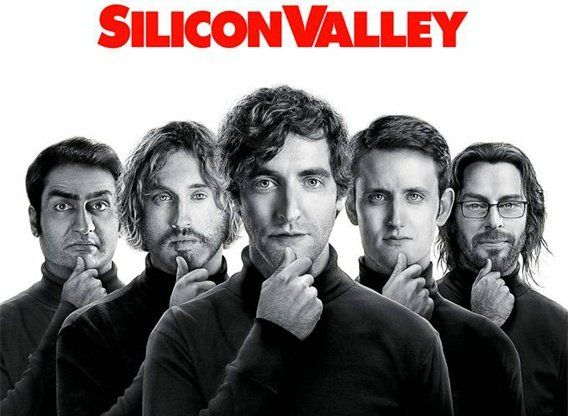 silicon valley in english