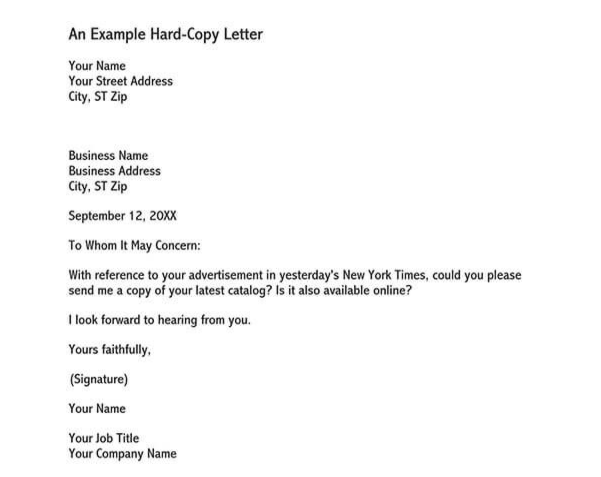 letter-asking-for-information-and-response-to-it-in-english